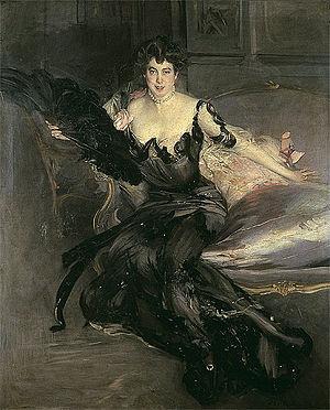 Florence, Lady Phillips - Image: Boldini Florence, Lady Phillips
