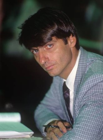 Jair Bolsonaro - Bolsonaro as Rio de Janeiro city councillor in March 1990. In October of the same year, he'd be elected Federal Deputy for Rio.