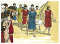 Book of Leviticus Chapter 10-3 (Bible Illustrations by Sweet Media).jpg