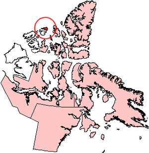 Borden Island - Borden Island, NWT/Nunavut
