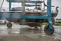 Borka Getting Dry Docked (7315914572).jpg