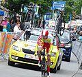 Bornem - Ronde van België, proloog, individuele tijdrit, 27 mei 2015 (B082).JPG