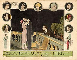 <i>Borrowed Finery</i> 1925 film by Oscar Apfel