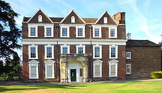 Boston Manor historic house museum in Brentford, London, UK