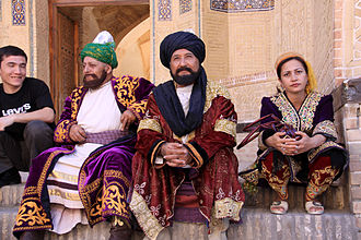 Silk and Spice Festival in Bukhara Boukhara 4696a.jpg