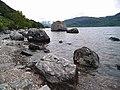 Boulders in Loch Morar - geograph.org.uk - 524287.jpg