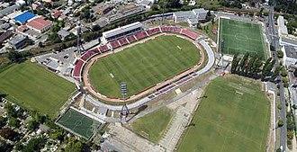 Bozsik Stadion - Bozsik stadion