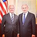 Bradley Byrne and Benjamin Netanyahu - 2015.jpg