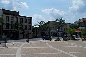 Greater Toronto Area - Brampton is the third largest city in the Greater Toronto Area.