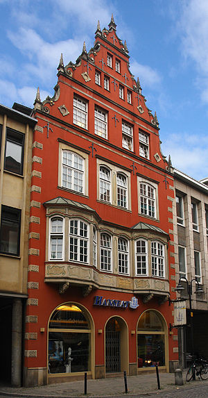 Langenstraße (Bremen) - Image: Bremen Langenstrasse 16