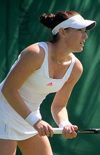 Madison Brengle American tennis player