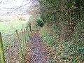 Bridleway to Hanging Langford - geograph.org.uk - 1058493.jpg