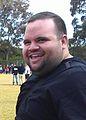 Briggs at Robert Hunter Cup 2012.jpg