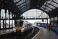 Brighton - GTSR Thameslink 700145 arriving from Bedford.JPG