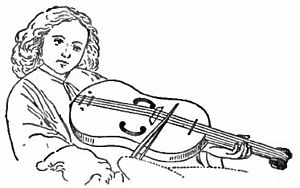 Guitar fiddle - Image: Britannica Guitar Fiddle Typical Alto