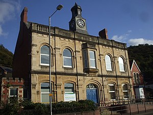 Briton Ferry - Briton Ferry Community Resource Centre- former Briton Ferry Library
