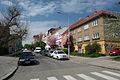 Brno-Cerna Pole - zapadni cast ulice Sypka, vyfotografovana z Merhautovy ulice.jpg