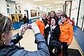 Bruce, Jenn, John and Melanie pose at the ANBT (32657665630).jpg