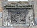 Brunton House, Falkland armorial panel.jpg