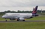 Brussels Airlines Sukhoi Superjet (35587345381).jpg