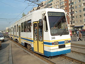 Image illustrative de l'article Tramway de Bucarest