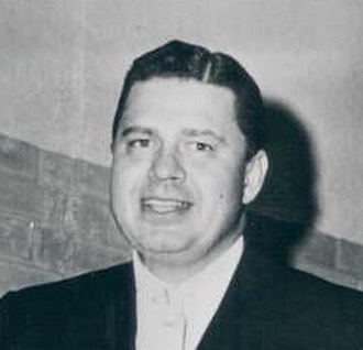 Bud Adams - Adams in 1964