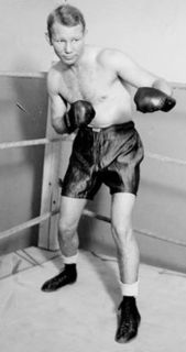 Bud Taylor American boxer