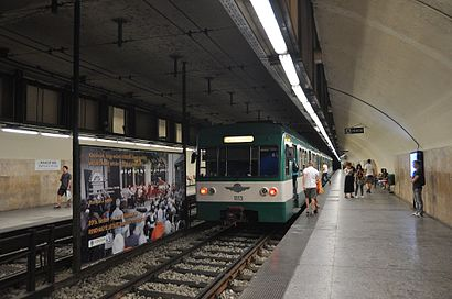 How to get to Margit Híd, Budai Hídfő H with public transit - About the place