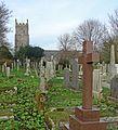 Budock Churchyard (23402411294).jpg
