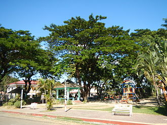 Bugallon, Pangasinan - Park, Plaza