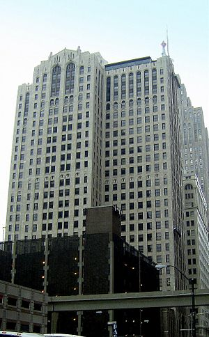 Buhl Building - Image: Buhl Building Detroitfrom Woodward