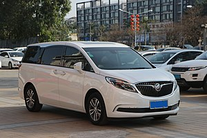 Buick GL8 Third generation in gz 2018 02.jpg