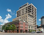 Buildings at Commerce St, Montgomery 20160713 1.jpg