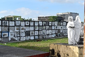 Bula, Camarines Sur - Image: Bula Cementery