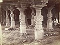 Buldhana District, Berar Hindu temple ruins, 1868 photo.jpg