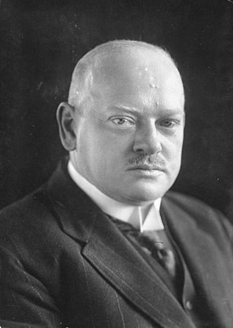 May 1924 German federal election - Image: Bundesarchiv Bild 146 1982 092 11, Gustav Stresemann