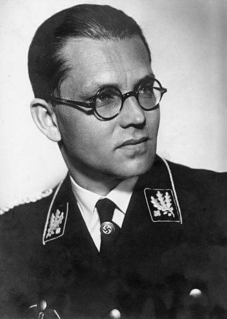 Philipp Bouhler - Bouhler as SS-Obergruppenführer in 1936