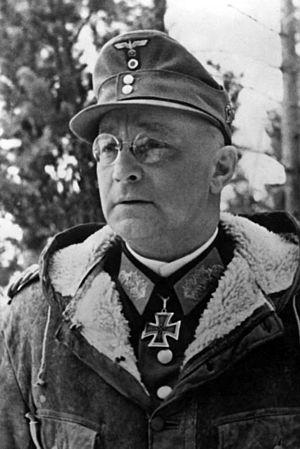 General der Gebirgstruppe - Image: Bundesarchiv Bild 183 J21813, Franz Böhme