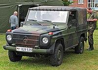 Bundeswehr MB Wolf