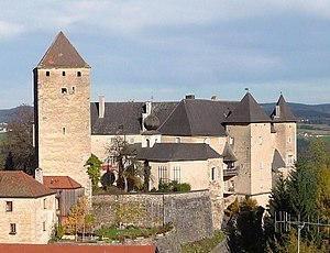 Burg Vichtenstein - Image: Burg Vichtenstein