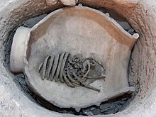 Burial Jar of Young Child - Ethnographic Museum - Falak-ol-Aflak Castle - Khorramabad - Western Iran (7423663068).jpg