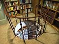 Burlington House- Royal Society of Chemistry spiral staircase 7557.JPG