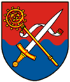 Coat of arms of Bystrovany