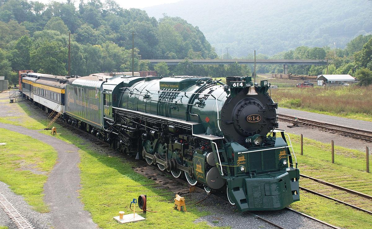 Chesapeake and Ohio 614 - Wikipedia