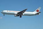 C-FCAG Boeing 767 Air Canada (14622796069).jpg