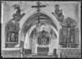 CH-NB - Kirchbühl, Kirche St. Martin, vue partielle intérieure - Collection Max van Berchem - EAD-6766.tif