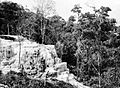 COLLECTIE TROPENMUSEUM Zwavelbronnen in de omgeving van T.Tinggi Tinggiradja Oostkust Sumatra TMnr 10007445.jpg