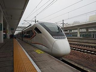 Higher-speed rail
