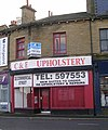 C and E Upholstery - Commercial Street - geograph.org.uk - 1586539.jpg