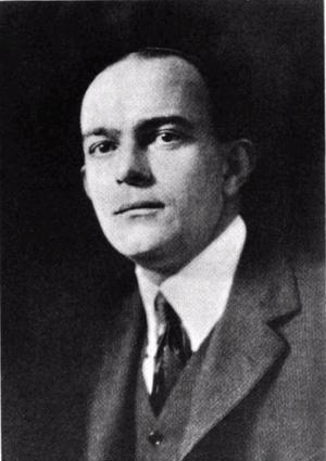 Childe Wills - C. Harold Wills, c. 1922